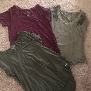 American eagle shirts sz small